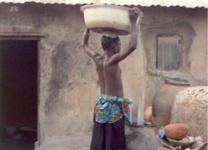 Water supply, the hard way